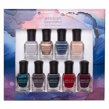 Deborah Lippmann Brave Honest Beautiful, 9  0.27 fl. oz. Bottles Nail Po... - $18.95