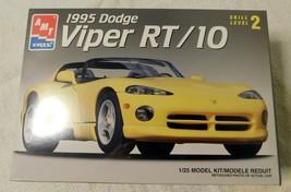 1995 DODGE, VIPER RT/10, Plastic Model Car Kit, Scale: 1/25 - $17.10
