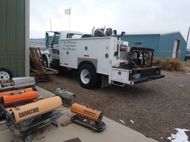 2003 International 4300 and Additional Items  For Sale in Battle Mount, NV 89820 image 3