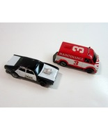 1978 Tyco Command Control Track Official Car and No. 3 Maintenance Van S... - $39.99