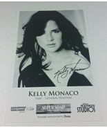 Kelly Monaco Autograph Reprint Photo 9x6 General Hospital Port Charles 2... - $9.99