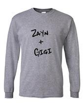 """Zayn Malik / Gigi Hadid """"Zayn + Gigi"""" Long Sleeved Shirt - $31.90 CAD+"""