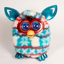 Hasbro Furby Boom. Festive Sweater Edition 2012 Metallic Red Turquoise W... - $54.45