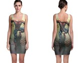 Spiderman in the wall bodycon dress thumb155 crop