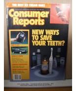Consumer Report August 1989 Road Test Thunderbird, Pontiac GP, Chrysler ... - $8.99