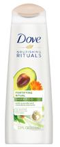 Dove Nourishing Rituals Fortifying Ritual Shampoo With Avocado, 12 Fl. Oz. - $7.95