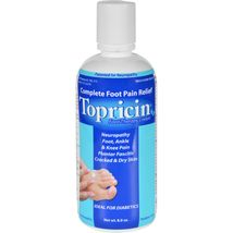 Topricin Foot Therapy Cream - 8 oz - $34.99+