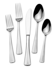 Towle Living Sadie 20-Piece 18/0 stainless steel Flatware Set, Service for 4 NEW