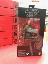 Hasbro Star Wars The Black Series Count Dooku Toy Action Figure - E8072 - $30.00