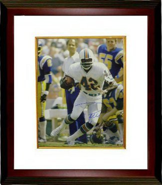 Primary image for Paul Warfield signed Miami Dolphins 16X20 Photo HOF 83 Custom Framed