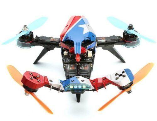 Eachine VTail Drone P 1080p DVR Video Photos 40CH 5.8G Long Range Quadcopter UAV