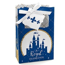 Royal Prince Charming - Baby Shower or Birthday Party Favor Boxes - Set ... - $23.38