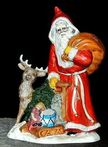 International Santa Claus 1992 AA20-7430 Vintage