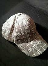 NWT Kiwi Silver New Zealand plaid hat cap Velcroback Free Fast Shipping - $17.77