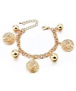 CHICVIE Charm Tree of life Bracelet & Bangle Gold Silver color Bracelet ... - $13.43