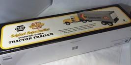 25th Anniversary Edition NAPA Auto Parts Semi Truck & Trailer MIB 2004 - $80.99