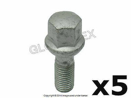 Mercedes r107 w114 w116 Wheel Lug Bolt (5) for Alloy Wheel 12 X 52 X 1.5... - $28.20