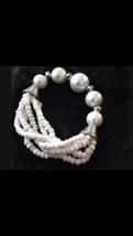new mermaid beaded stretch bracelet - ₹1,798.68 INR
