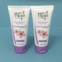 (2) Maja Hand Cream/ Plum Blossom/ Flor de Ciruelo/ Extra Dry Skin, 2.7 ... - $13.17