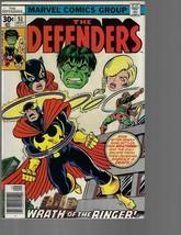 Defenders #51 (Marvel, 1977) NM- - $4.95