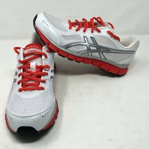 NWT Asics Women's Gel-Flash 3 Trail Runner White Orange Shoes Sz 10 Running - $84.14