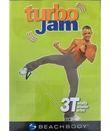 Turbo Jam 3T Totally Tubular Turbo Beach Body [DVD] - $7.42