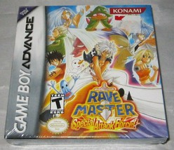 Rave Master: Special Attack Force (Nintendo Game Boy Advance, 2005) ~ Ne... - $14.80