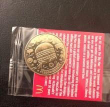 MCDONALDS 50TH ANNIVERSARY BIG MAC COIN 2008-2018 - $19.99
