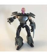 Teenage Mutant Ninja Turtles Shredder Figure Playmates TMNT 2012 Nickelo... - $12.86