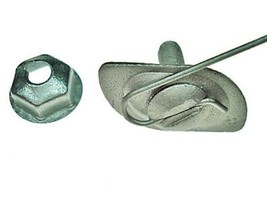 "Dodge Chrysler Plymouth moulding clips 3/4"" mldg - $13.00"