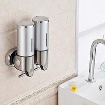 Wall-mounted Manual Soap Dispenser Bathroom Liquid Soap Box - $36.29+