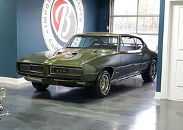 1968 Pontiac GTO For Sale In Solomons, MD 20688 image 1