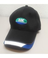 Trucker, Industrial, Baseball Cap, Hat Syngenta Black/Blue/Tan - $24.74