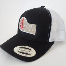 FJ-40 40 TOYOTA LAND CRUISER FJ HAT CAP SNAPBACK BLACK WHITE VINTAGE 4WD - $19.99