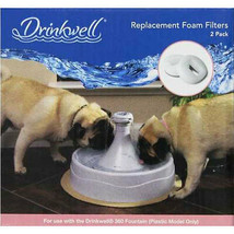 Drinkwell 360 Fountain Replacement Foam Pre-Filters - $19.95