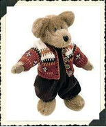 "Boyds Bears ""Devin Fallsbeary"" 14"" Plush Fall Bear* #912621* New*1999* Retired - $29.99"