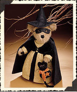 "Boyds Bears ""Endora Spellbound"" 10"" Plush Witch Bear* #81004 *New* Retired - $29.99"
