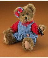 "Boyds Bears ""Kaylie"" #919911* 12"" Coca-Cola® Plush Bear *New* 2005* Retired - $34.99"