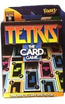 Official Tetris The Card Game Ideal Fundex Family Game Fun For Ages 8 an... - $11.83