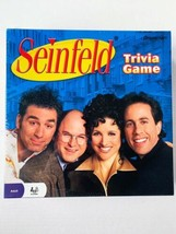 Seinfeld Trivia Board Game By Pressman 2009 Brand New Factory Sealed - $67.51