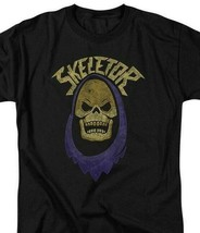 Masters of the Universe Skeletor T Shirt afternoon cartoons Retro 80's DRM224 image 2