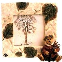 """Boyds Bearstone Frame """"Autumn McBruin.. Season's Change"""" #27304*1E*NIB*R... - $15.99"""