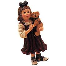 """Boyds Dollstone-Yesterdays Child """"Samantha w/Connor""""Ornament #25861*1E*NIB* - $11.99"""