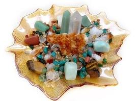 Gorgeous Crystal Healing House Kit **Attract Prosperity & Abundance** Citrine Cl - $130.00
