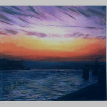 Twilight (An Original Landscape of Venice) - $2,000.00