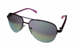 Kenneth Cole Reaction Rimless Brown Aviator Mens Sunglasses  KC1257 32U - $17.99
