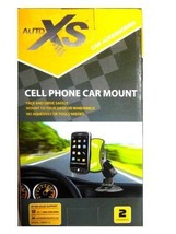 Car Auto Xs Cell Phone or Gps Car Mount Unique Holder Surface Stick dash... - £3.80 GBP
