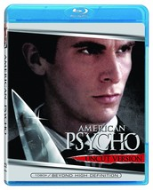 American Psycho (Blu-ray Disc, 2007, Uncut Edition)