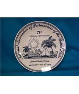 MIAMI BEACH 1975 71ST ANNUAL POSTAL CONVENTION PLATE - $25.00