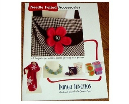 Needle Felted Accessories by Indygo Junction